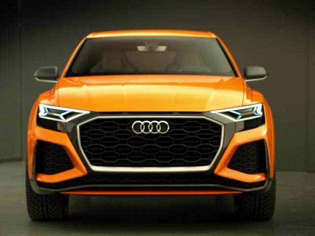Audi Confirma Lan 231 Amento De Dois Novos Carros Da Linha Q